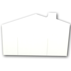 blank die cut signs, blank die cut lawn signs, blank die cut yard signs